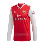 Camiseta Arsenal Primera Manga Larga 2019 2020