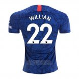 Camiseta Chelsea Jugador Willian Primera 2019 2020