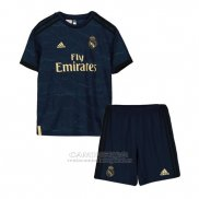 Camiseta Real Madrid Segunda Nino 2019 2020
