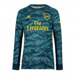 Camiseta Arsenal Portero Manga Larga 2019 2020