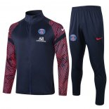 Chandal de Chaqueta del Paris Saint-Germain 2020 2021 Azul