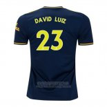 Camiseta Arsenal Jugador David Luiz Tercera 2019 2020