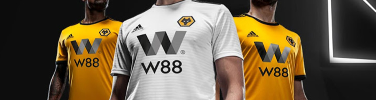 camisetas Wolves replicas